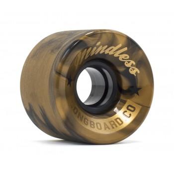 Mindless Cruiser Wheels  Swirl/Bronze